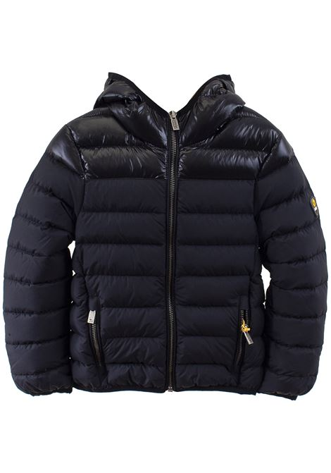 Child down jacket with hood CIESSE PIUMINI | Jacket | FRANKLYT2019XP