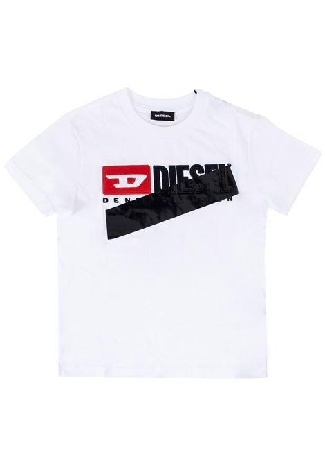 Baby t-shirt DIESEL KIDS | T-shirt | 00J4W3 00YI9K100