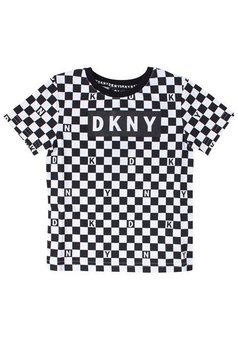 T-shirt bambino DKNY KIDS | T-shirt | D25C54TM41