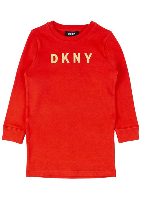 Baby girl dress DKNY KIDS | Dress | D32716T992