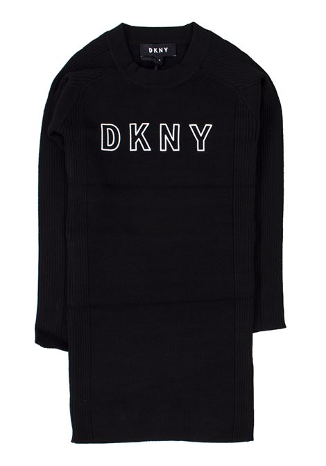Baby girl dress DKNY KIDS | Dress | D32719T09B