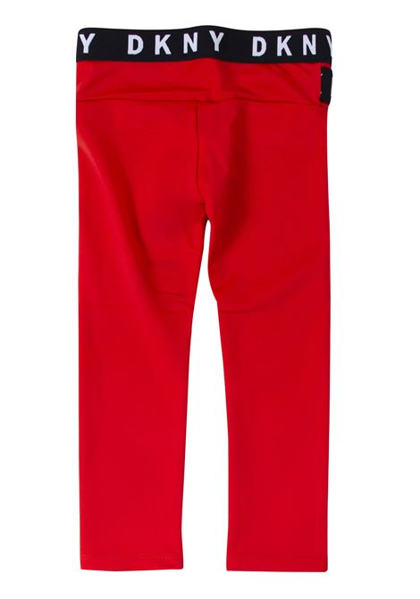 the latest 0d534 86462 Leggins bambina - DKNY KIDS - Petit Pasha