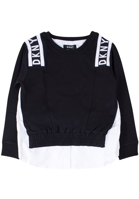 Child sweatshirt DKNY KIDS | Sweatshirts | D35Q27T09B