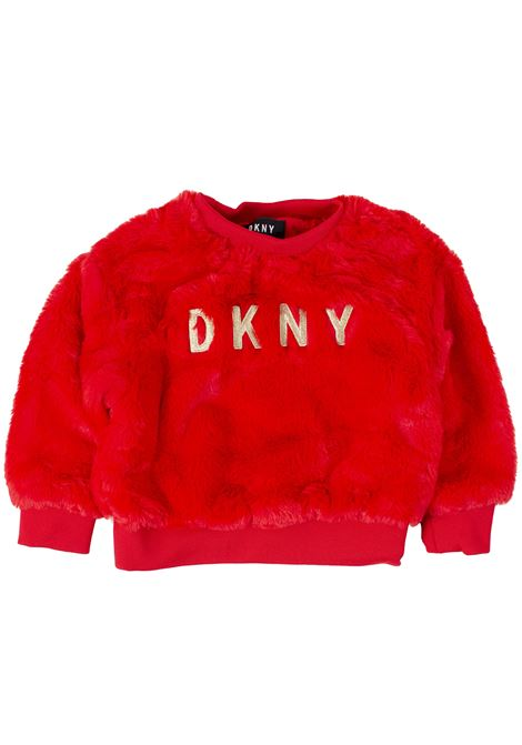 Girl sweatshirt DKNY KIDS | Sweatshirts | D35Q32T992