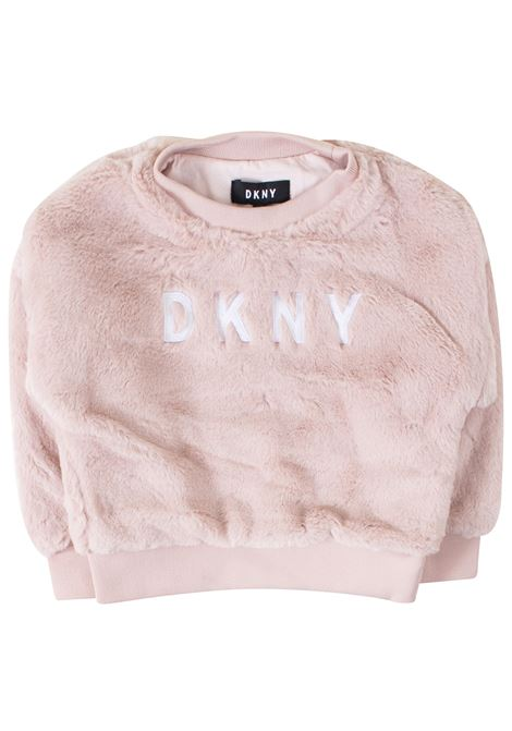 Girl sweatshirt DKNY KIDS | Sweatshirts | D35Q43461
