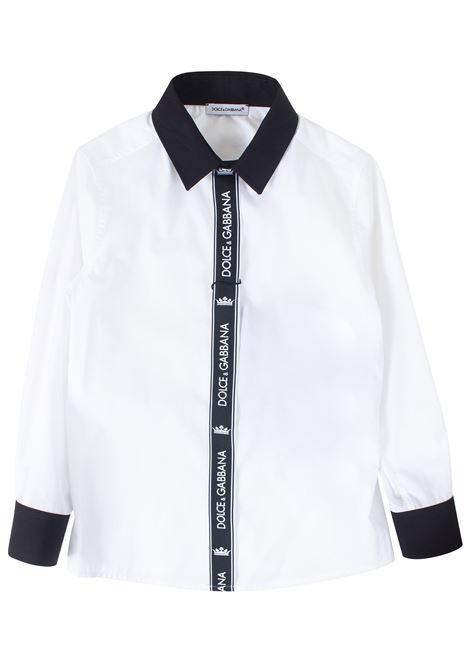 Baby shirt DOLCE & GABBANA KIDS | Shirt | L42S98G7SVCW0800