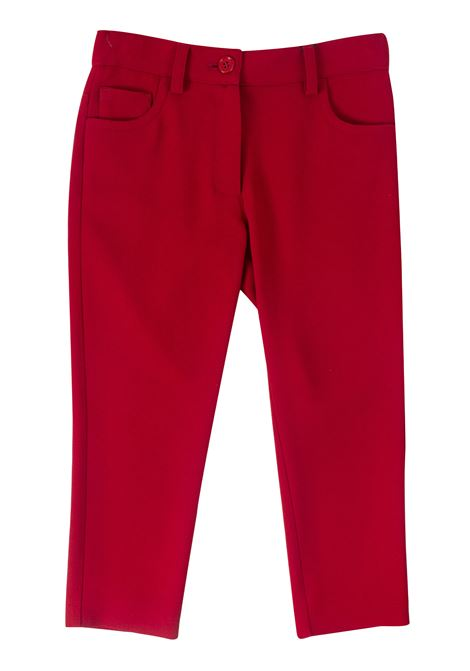Girl trousers DOLCE & GABBANA KIDS | Trousers | L52P12FURDVR2254