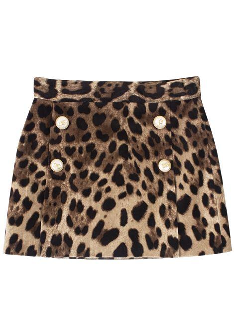 Baby skirt DOLCE & GABBANA KIDS | Skirt | L53I25FSWBHHY13M