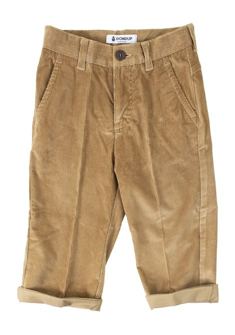 Child trousers DONDUP KIDS | Trousers | BP245-TY0016B-XXX728