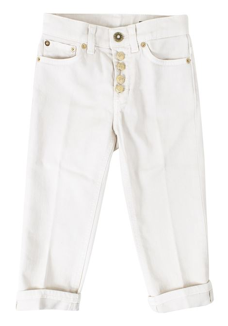 Girl trousers DONDUP KIDS | Trousers | YP276G-BS0009G-PTDT045