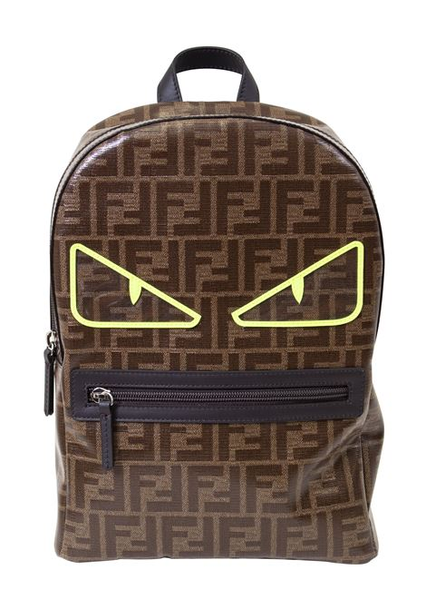 Childrens logoed backpack FENDI KIDS | Bags | 8BZ040A3IIF166F