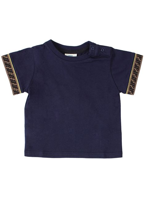Baby T-shirt FENDI KIDS | T-shirt | BMI1937AJF16WE