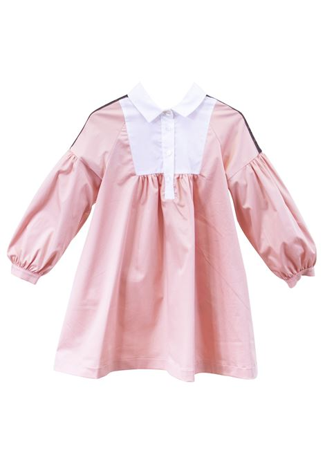 Girl's shirt dress FENDI KIDS | Dress | JFB281A69JF0AU4