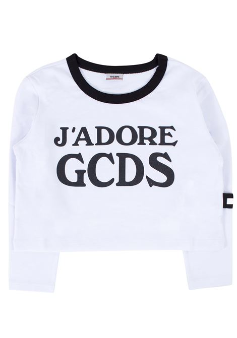 Girl print t-shirt GCDS KIDS | T-shirt | 020523002