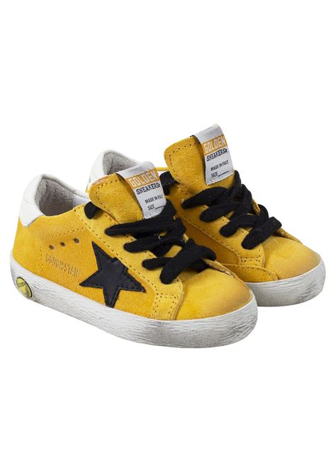 Superstar child sneakers GOLDEN GOOSE KIDS | Sneakers | G35KS001B22
