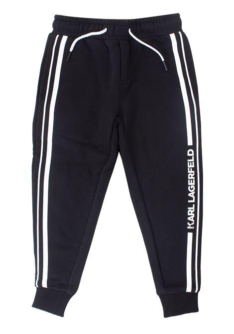 Child trousers KARL LAGERFELD KIDS | Trousers | Z2408009B