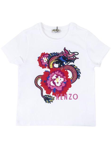 T-shirt bambina KENZO KIDS | T-shirt | KP1004801