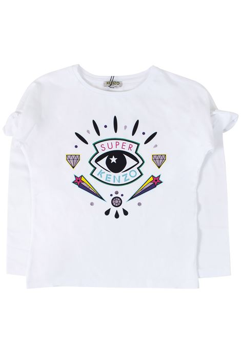 T-shirt child KENZO KIDS | T-shirt | KP10098T01