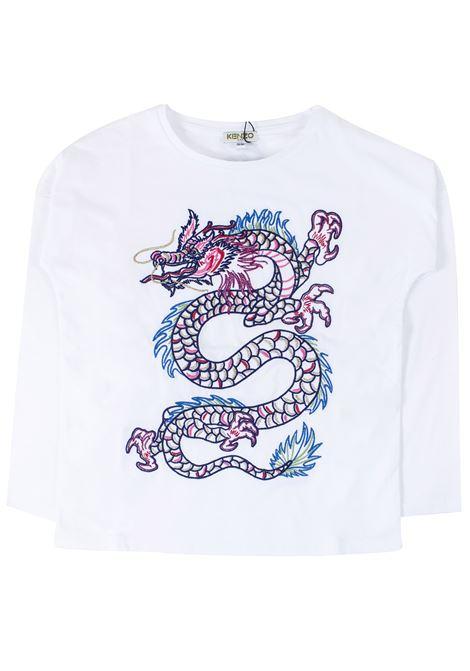 T-shirt bambina KENZO KIDS | T-shirt | KP10138T01