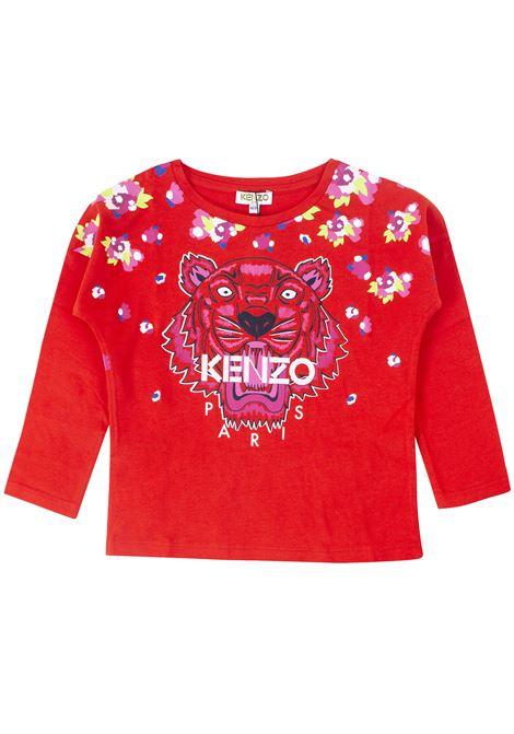 T-shirt girl KENZO KIDS | T-shirt | KP10198T38