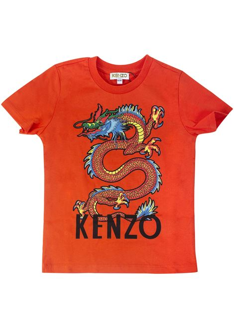 Baby T-shirt KENZO KIDS | T-shirt | KP10588T37