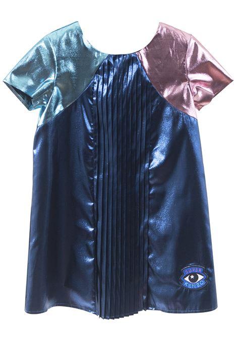 Girl's shiny dress KENZO KIDS | Dress | KP3016849