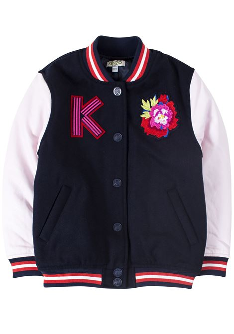 Little girl jacket KENZO KIDS | Jacket | KP41018T04