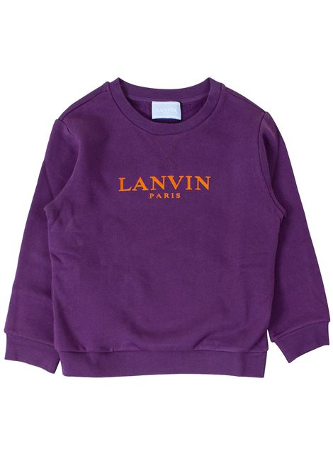 Child sweatshirt LANVIN KIDS | Sweatshirts | 4L4090T518