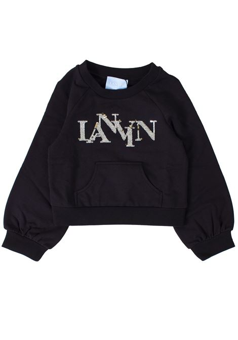 Girl sweatshirt LANVIN KIDS | Sweatshirts | 4L4510T930