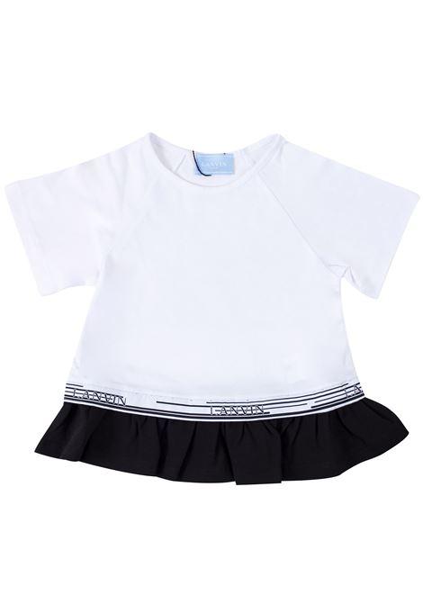T-shirt bambina LANVIN KIDS | T-shirt | 4L8531100NE