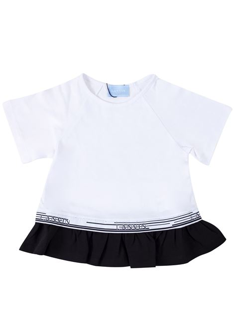 T-shirt girl LANVIN KIDS | T-shirt | 4L8531T100NE