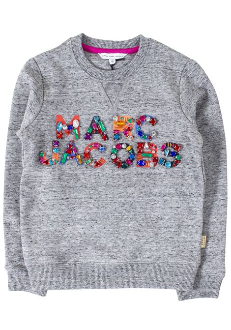Abito bambina LITTLE MARC JACOBS | Felpe | W15452TA22