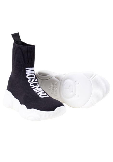 Sneakers bambino MOSCHINO KIDS | 61823X