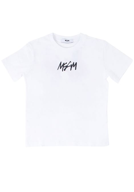 T-shirt bambino MSGM KIDS | T-shirt | 020249001