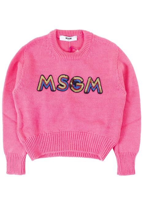 Girl's sequined choker MSGM KIDS | Chokers | 020666T134