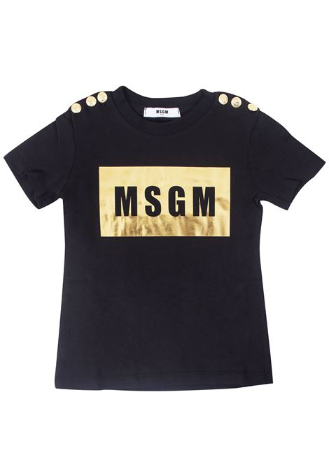 T-shirt girl MSGM KIDS | T-shirt | 020681110