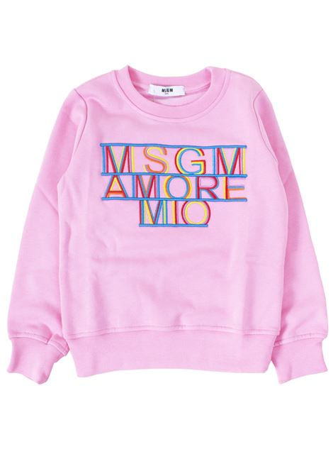 Girl sweatshirt MSGM KIDS | Sweatshirts | 020708042