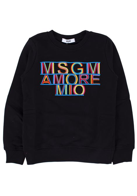 Girl sweatshirt MSGM KIDS | Sweatshirts | 020708T110