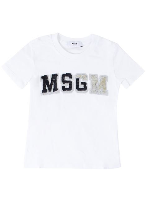 T-shirt girl MSGM KIDS | T-shirt | 020713001