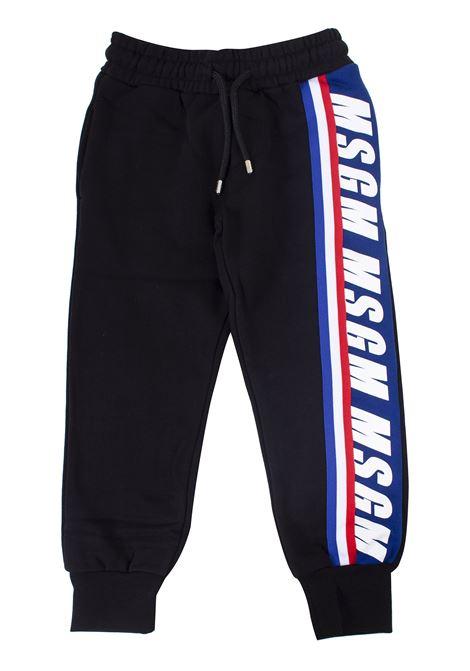 Baby sweat pants MSGM KIDS | Trousers | 020903T110