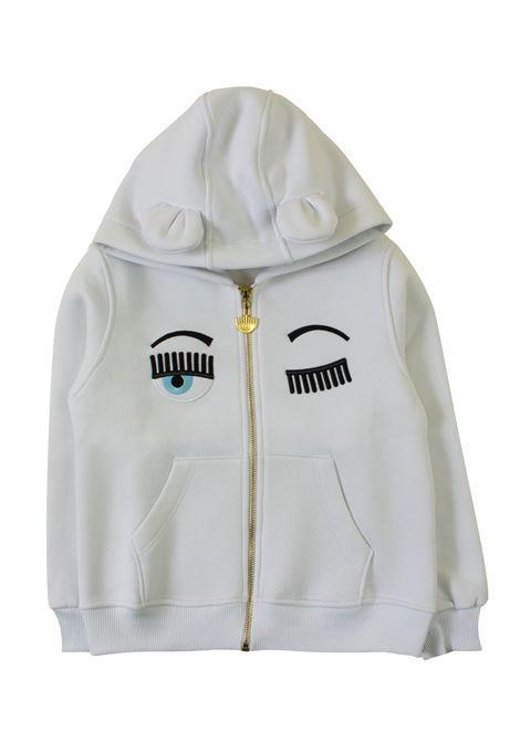 CHIARA FERRAGNI KIDS | Sweatshirts | CFKF01003