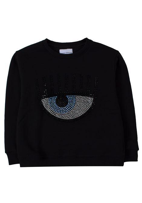 CHIARA FERRAGNI KIDS | Sweatshirts | CFKF02104