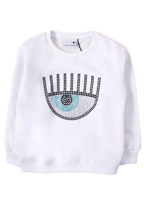 CHIARA FERRAGNI KIDS | Sweatshirts | CFKF021T03