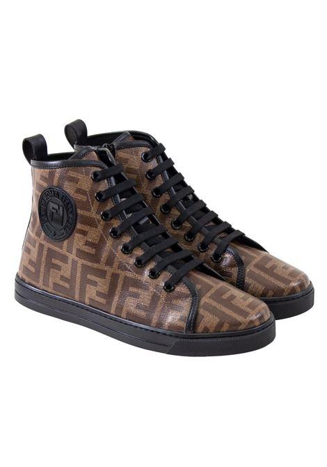 FENDI KIDS | Sneakers | JMR298A7N5TF16YT