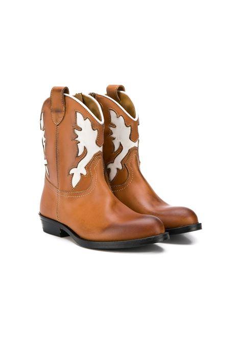 COWBOY BOOTS GALLUCCI KIDS | Little boots | J30080AMAGZB174