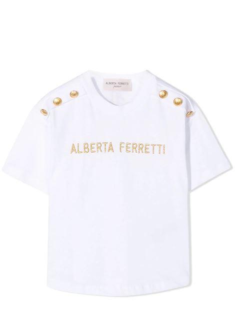 ALBERTA FERRETTI KIDS  ALBERTA FERRETTI JUNIOR | T-shirt | 025325002