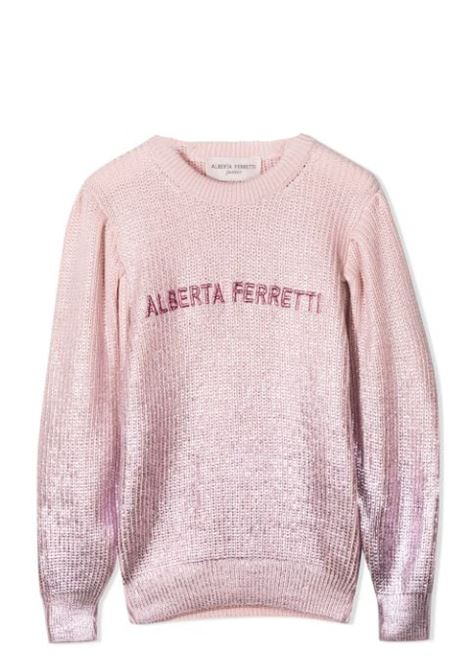 ALBERTA FERRETTI KIDS  ALBERTA FERRETTI JUNIOR   T-shirt   025336T042