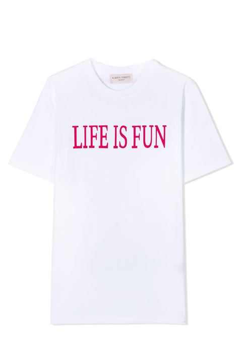 ALBERTA FERRETTI KIDS  ALBERTA FERRETTI JUNIOR | T-shirt | 025419T002