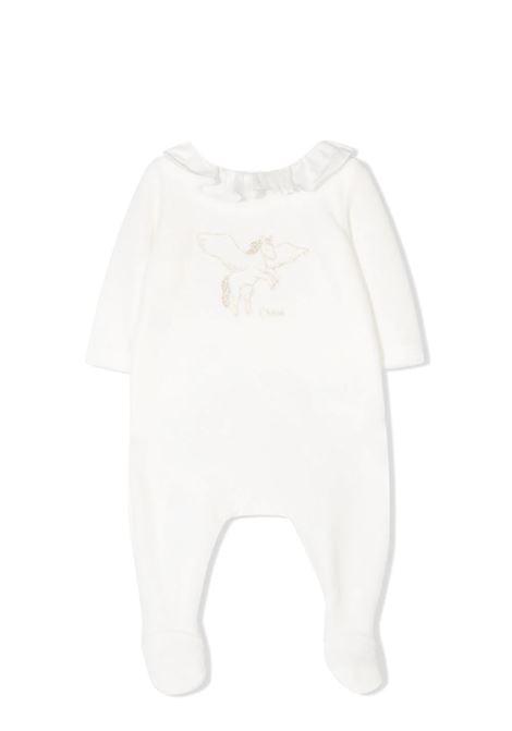 CHLOE KIDS  CHLOE' KIDS | Newborn jumpsuits | C97256117