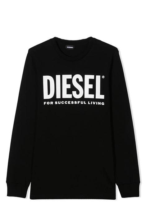 DIESEL KIDS DIESEL KIDS   T-shirt   00J4Y0-00YI9K900